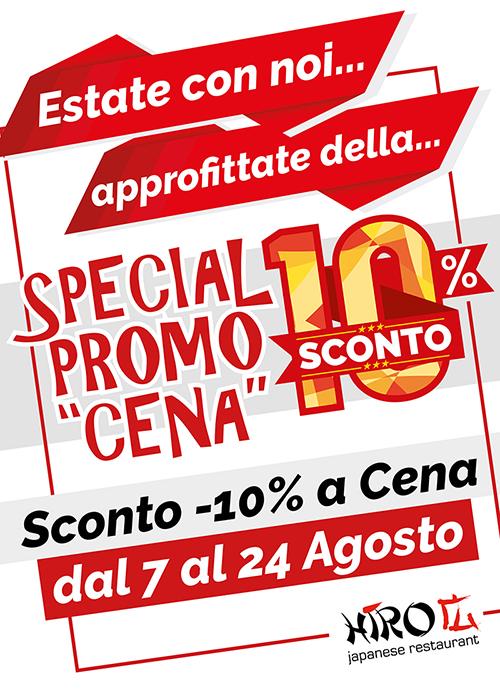 Special Promo Cena